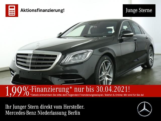 Mercedes-Benz S 500 AMG 23P Pano FondEntertainment HuD 360°, Jahr 2020, Benzin
