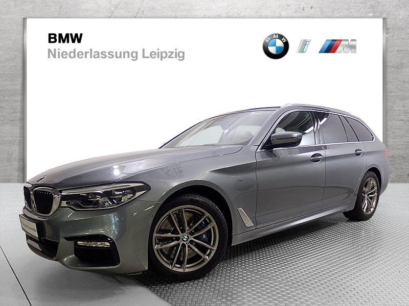 BMW 540d xDrive Touring EURO6 Sportpaket Gestiksteuerung LED, Jahr 2017, Diesel