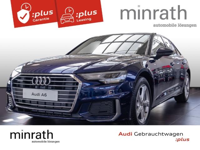Audi A6 50 TFSI e quattro sport S-line Standklima, Jahr 2020, Hybrid