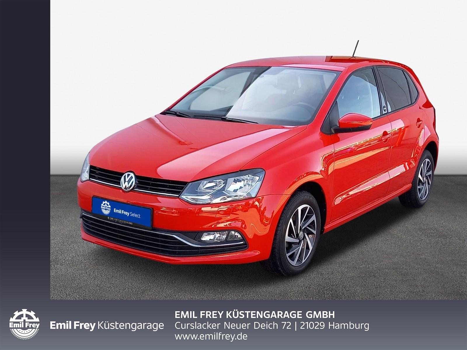 Volkswagen Polo 1.0 SOUND, Sitzheizung, GJR, Klima, PDC, Jahr 2017, Benzin