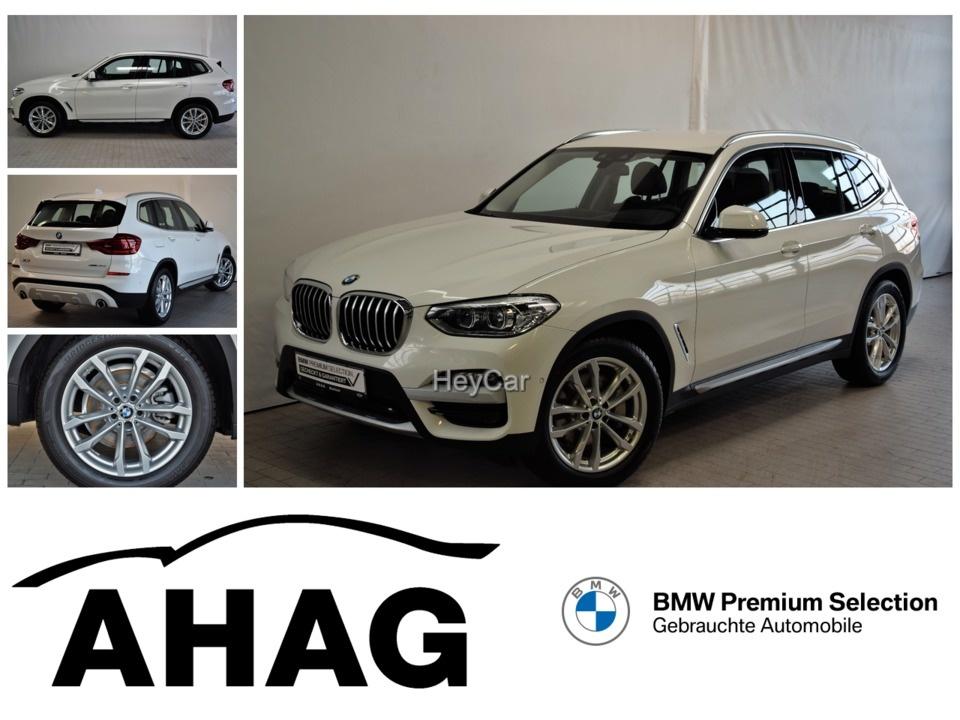 BMW X3 xDrive30d xLine AT Innovationsp. Aut. Head-Up, Jahr 2020, Diesel