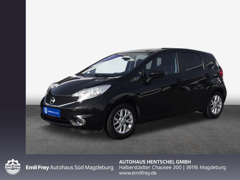Nissan Note 1.2 acenta+ NAVI Sitzheizung, Jahr 2016, Benzin