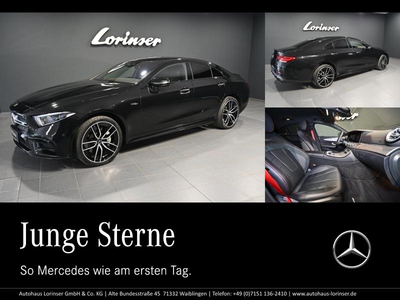 Mercedes-Benz CLS 53 AMG 4M+ MULTIBEAM/DRIVERS-PACK./NIGHT, Jahr 2019, Benzin