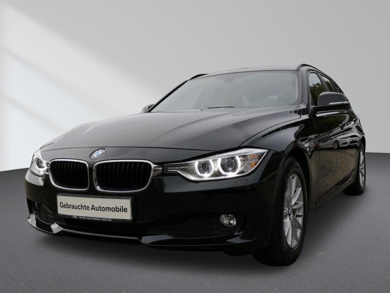 BMW 318d Touring Klimaaut. Xenon Kurvenlicht LM PDC, Jahr 2013, Diesel