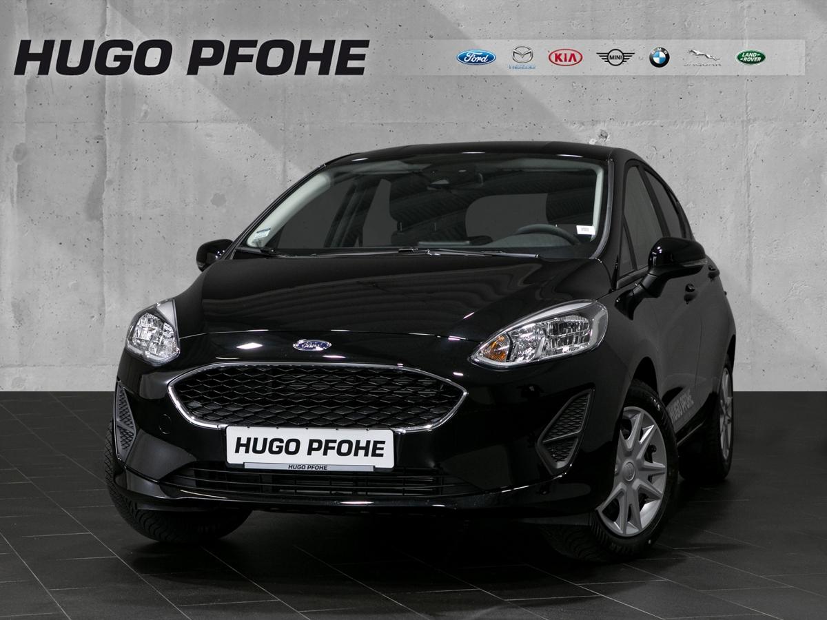 Ford Fiesta Cool & Connect 5-türig - UPE 18.423 EUR, Jahr 2020, Benzin