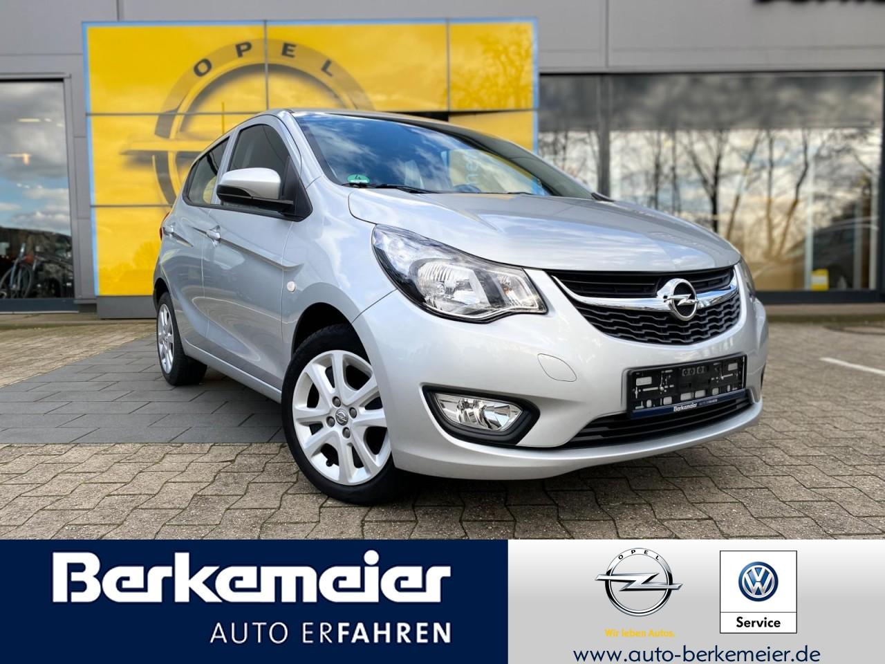 Opel KARL Edition 1.0 Klima/PDC/Sitzh./Isofix Klima, Jahr 2015, Benzin