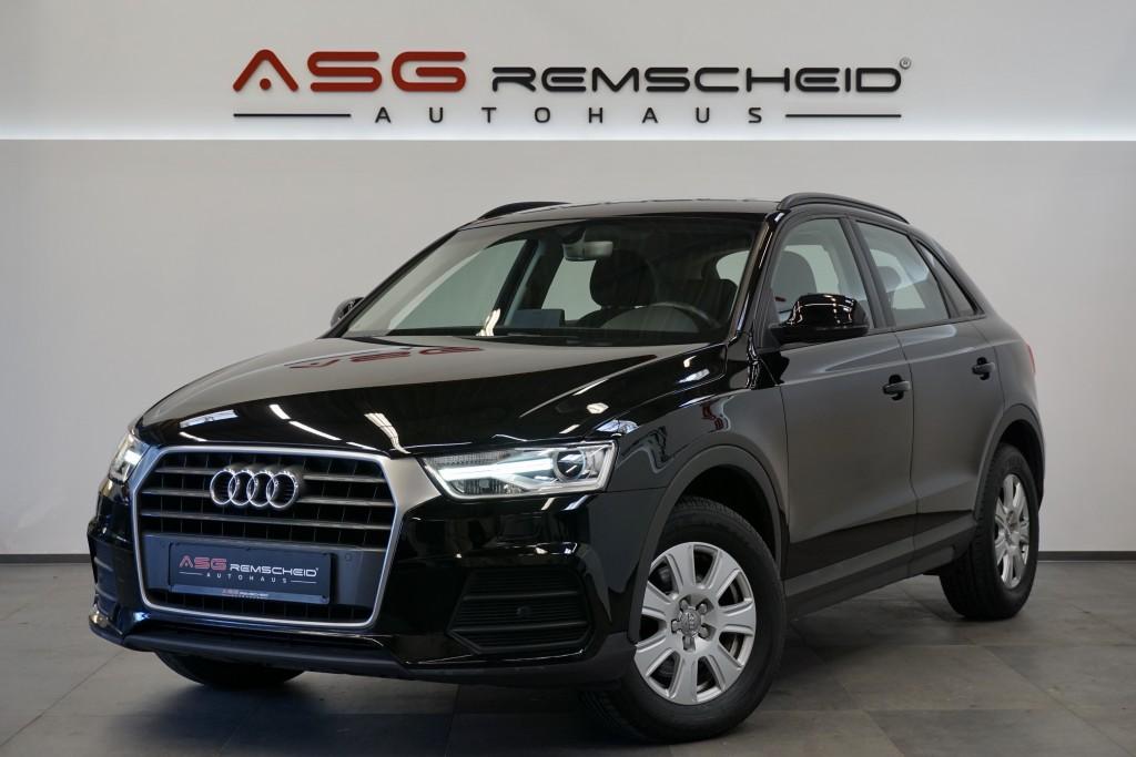 Audi Q3 2.0 TDI *Navi MMI * MwSt. *Unfallfrei *, Jahr 2016, Diesel