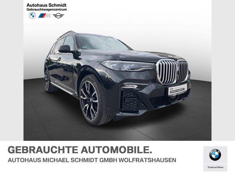 BMW X7 xDrive40i M Sportpaket*22 Zoll*Individual*Komfortsitze*, Jahr 2020, Benzin