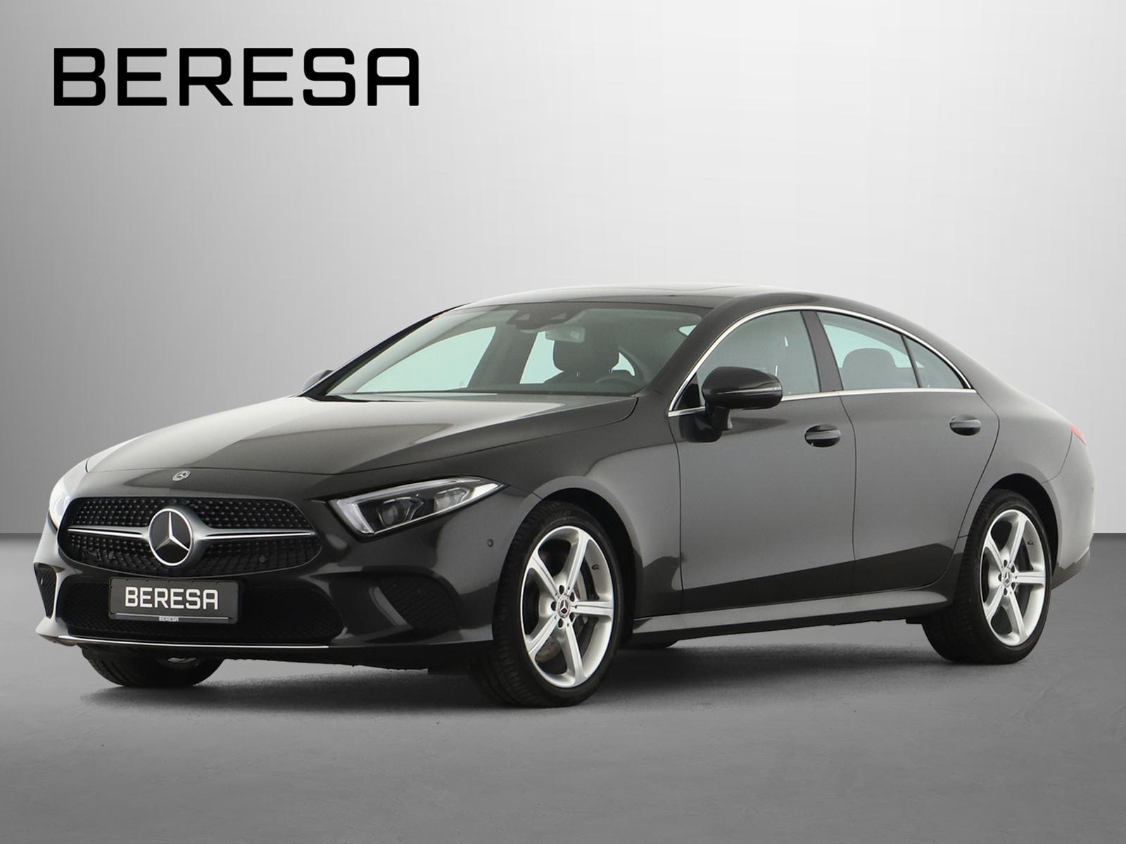 Mercedes-Benz CLS 350 d 4M Burmester Fahrassist. LED Memory, Jahr 2018, Diesel