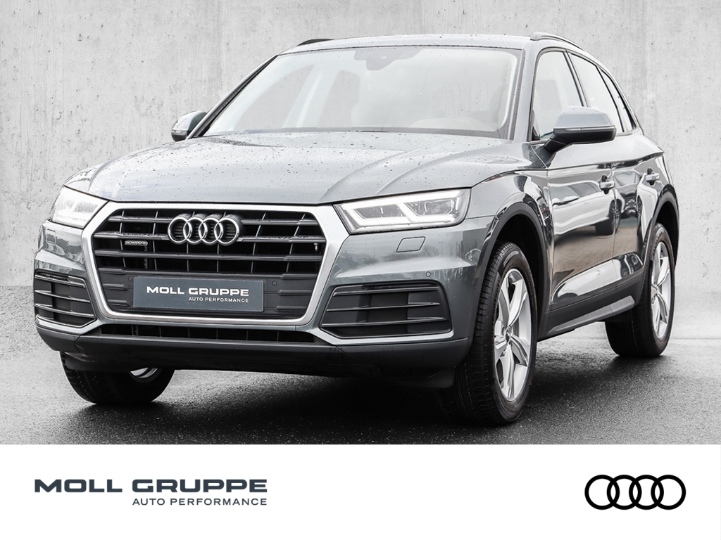 Audi Q5 2.0 TDI quattro S tronic basis NAVI ALU LED, Jahr 2019, Diesel