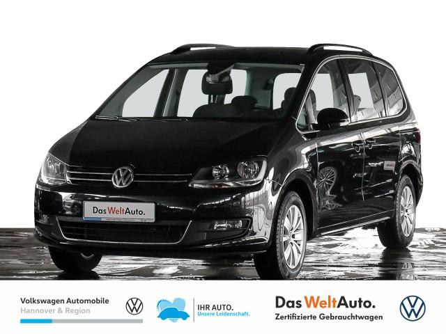 Volkswagen Sharan 1.4 TSI DSG Comfortline 7-Sitzer Navi SHZ, Jahr 2020, Benzin