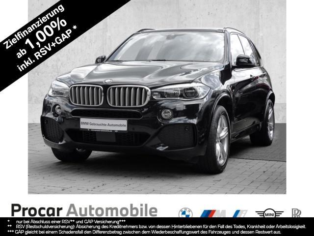 BMW X5 xDrive40d M Sportpaket Innovationsp. Panorama, Jahr 2017, Diesel