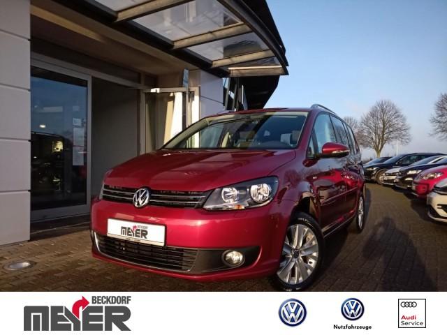 Volkswagen Touran Life 1.4 TSI Klima Einparkhilfe, Jahr 2014, Benzin