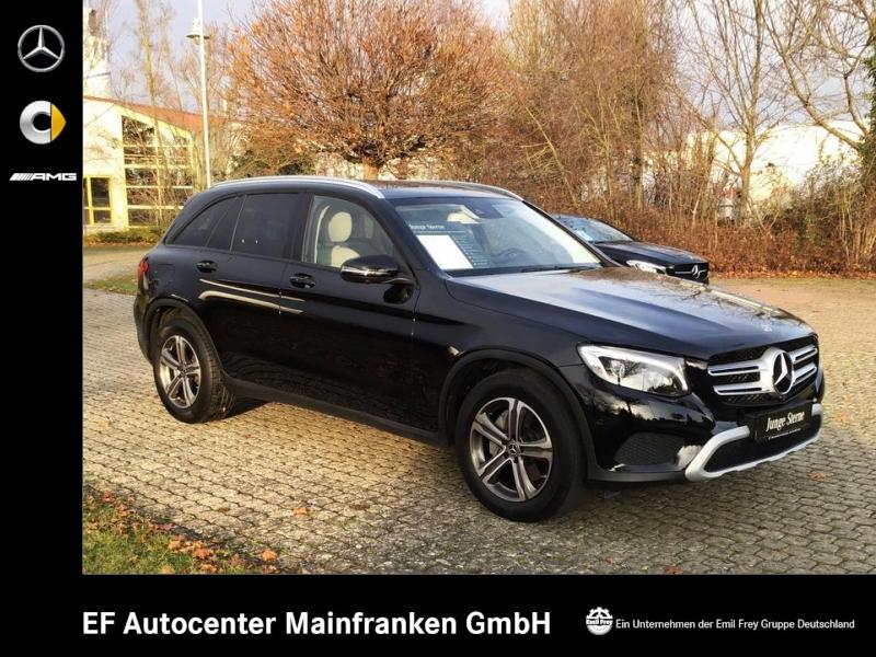 Mercedes-Benz GLC 350 d 4M+Pano+COMAND+HiFi+AHK+Park+Kam+LED, Jahr 2017, diesel