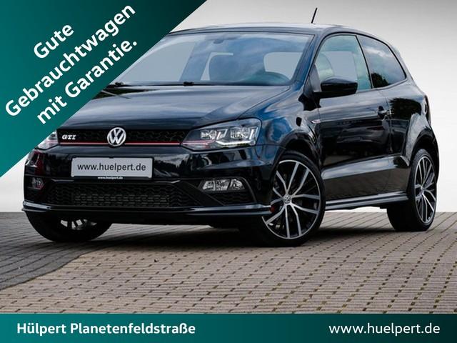 Volkswagen Polo GTI DSG LED PDC ALU17 SHZ GRA, Jahr 2017, Benzin