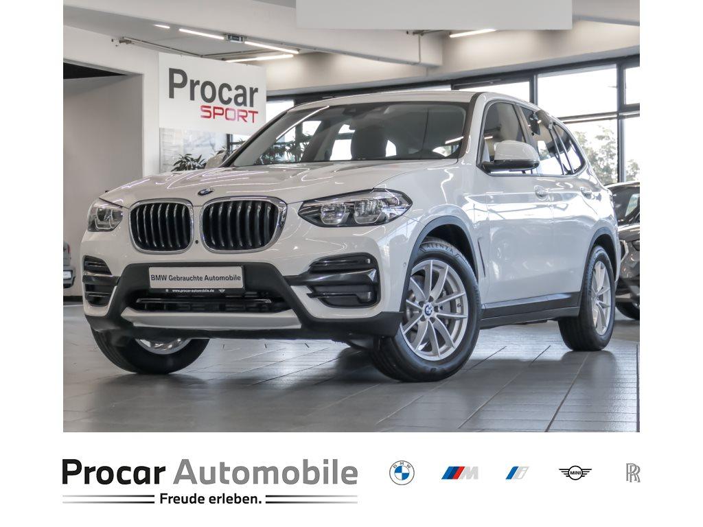 BMW X3 xDrive25d Advantage HuD Navi LED Parkass+ 18, Jahr 2018, Diesel