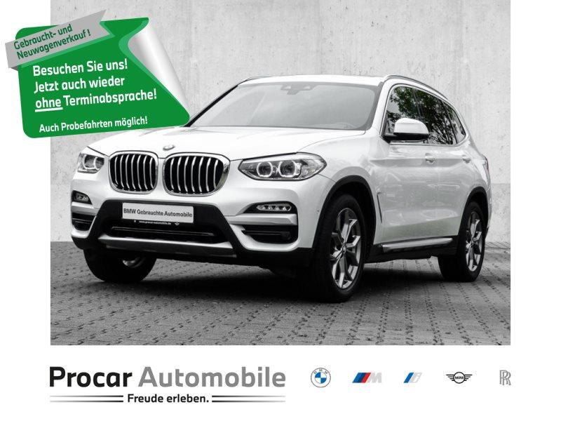 BMW X3 xDrive20d xLine+NAVI PROF.+LED+AHK+PANO+HiFi+LEDER+WLAN+Finab1%, Jahr 2018, Diesel