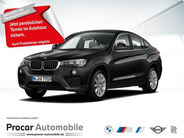 BMW X4 xDrive20d, Jahr 2017, Diesel