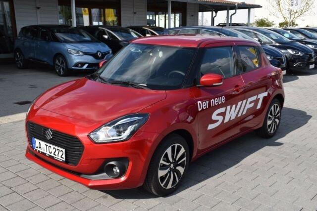 Suzuki Swift finanzieren