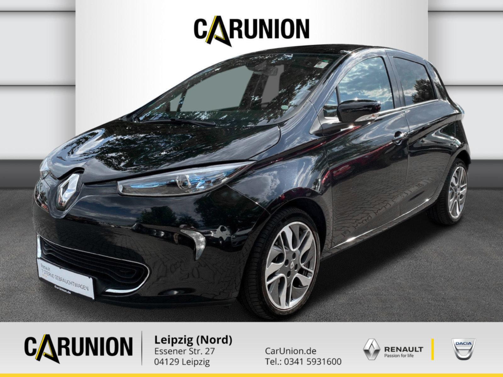 Renault ZOE 22 kwh Intens PDC,Klimaauto.,Navi, Jahr 2017, Elektro
