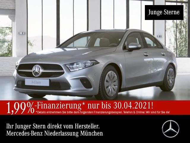Mercedes-Benz A 180 Spurhalt-Ass PTS Sitzh Temp, Jahr 2020, Benzin