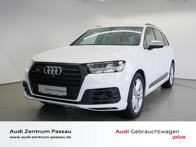 Audi SQ7 4.0 TDI qu. Nacht. Virtual MATRIX/AHK/Stdhzg./AHK/HEAD-UP, Jahr 2017, Diesel