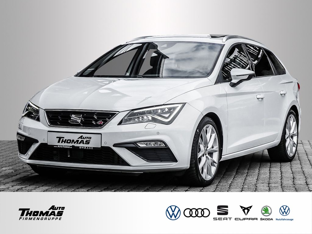 Seat Leon Sportstourer FR 1.5 TSI DSG LED+NAVI+ACC, Jahr 2020, Benzin