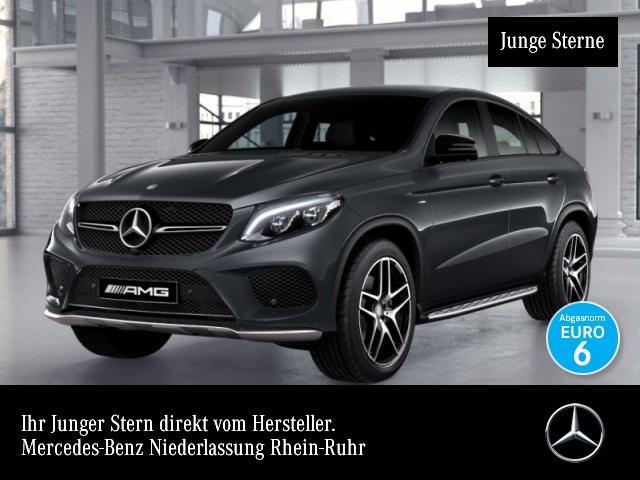 Mercedes-Benz GLE 450 AMG Cp. 4M 360° Airmat Harman COMAND PTS, Jahr 2015, Benzin
