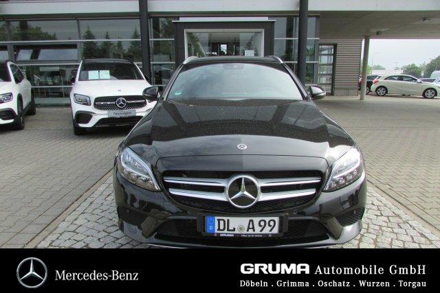 mercedes-benz c 300 de t business rüka led ahzv avantgarde , jahr 2020, hybrid_diesel