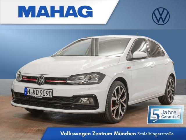 "Volkswagen Polo GTI 2.0 TSI 18"" Navi Klima Telefon 6-Gang-Doppelkupplungsgetriebe DSG, Jahr 2021, petrol"