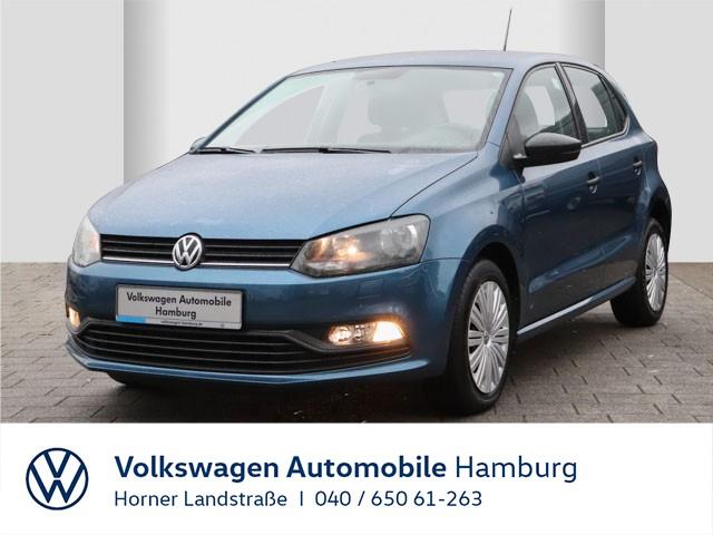 Volkswagen Polo 1.0 Einparkhilfe Sitzheizung Klima PDC, Jahr 2017, Benzin