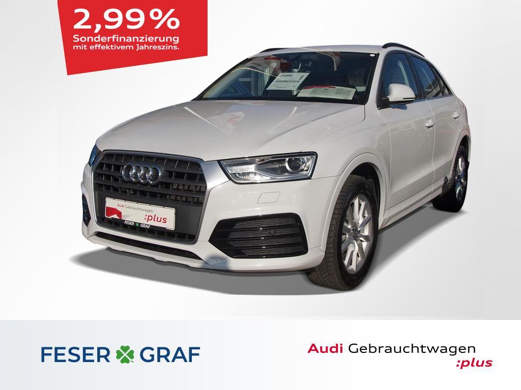 Audi Q3 Sport 2.0 TDI Komfortpaket/PDC Plus/Sitzheiz., Jahr 2017, Diesel
