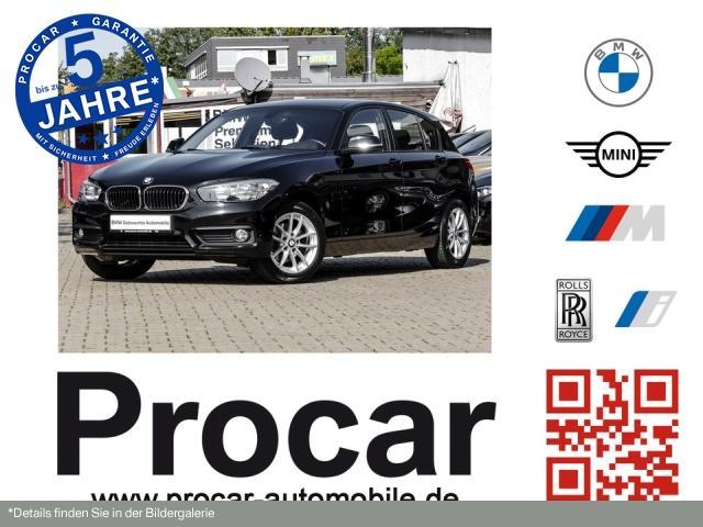 BMW 118i Advantage LM PDC Sitzhzg. Vorn NSW, Jahr 2015, Benzin