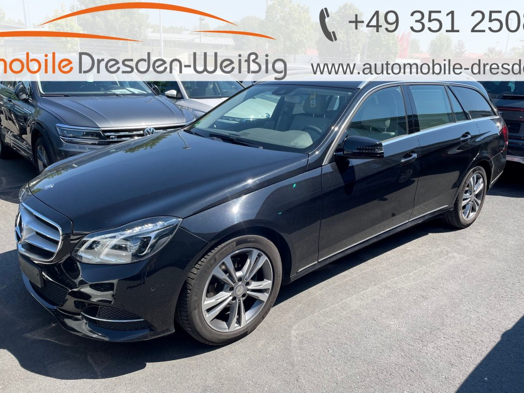 Mercedes-Benz E 200 T Avantgarde Int*Comand*LED*Parkassist*AHK, Jahr 2015, Benzin
