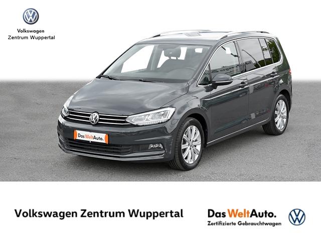 Volkswagen Touran 2 0 TDI Highline DSG LED NAVI AHK STANDHZG, Jahr 2018, Diesel
