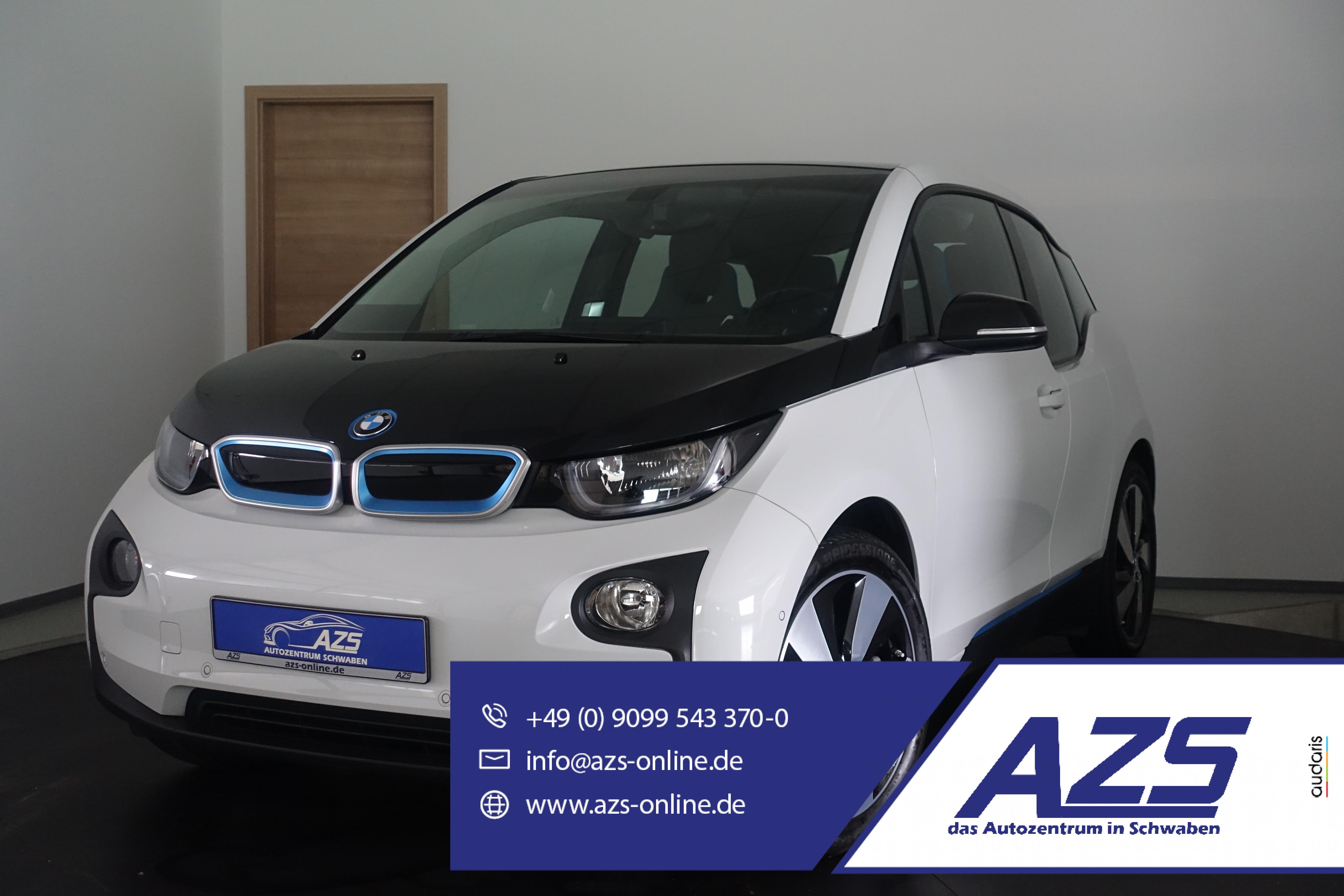 BMW i3 60 Ah eDrive | Navi | Kamera | 2xPDC | SHZ |, Jahr 2015, Elektro