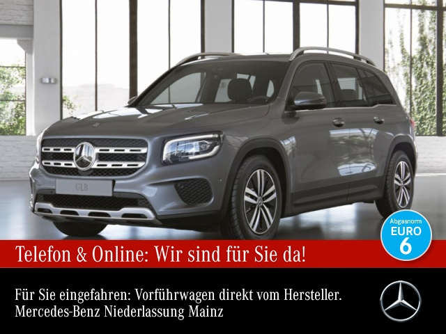 Mercedes-Benz GLB 180 d LED Kamera Spurhalt-Ass PTS Easy-Pack, Jahr 2020, Diesel