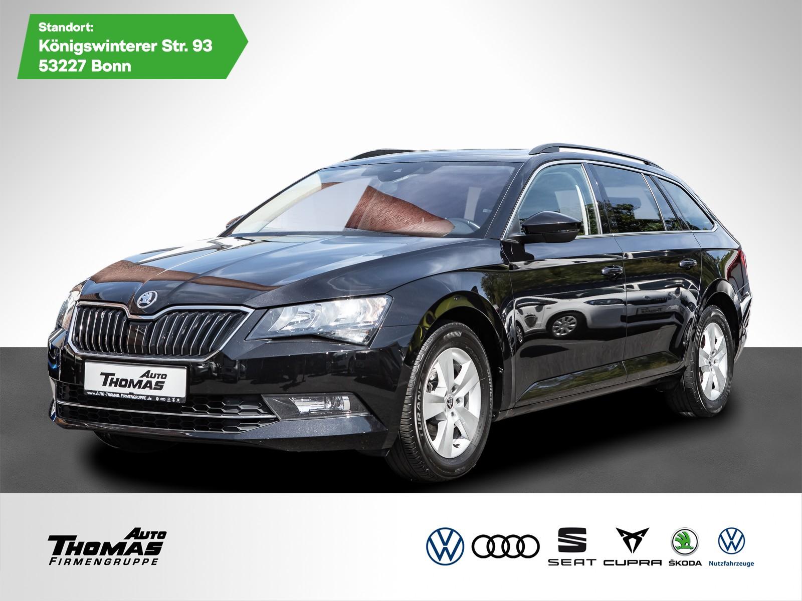 Skoda Superb III Combi Ambition 2.0 TDI DSG *NAVI*AHK*, Jahr 2017, Diesel
