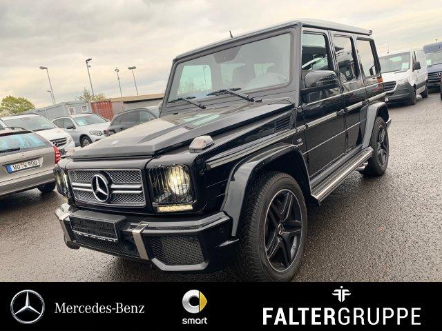 Mercedes-Benz G 65 AMG 1.Hd. orig.8tkm! FondTV DISTRO Standhzg, Jahr 2012, petrol