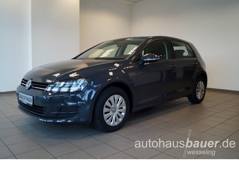 Volkswagen Golf VII Trendline 1.2 TSI BMT *Panorama, Bi-Xenon, Sitz-Komfort-Paket ..., Jahr 2014, Benzin