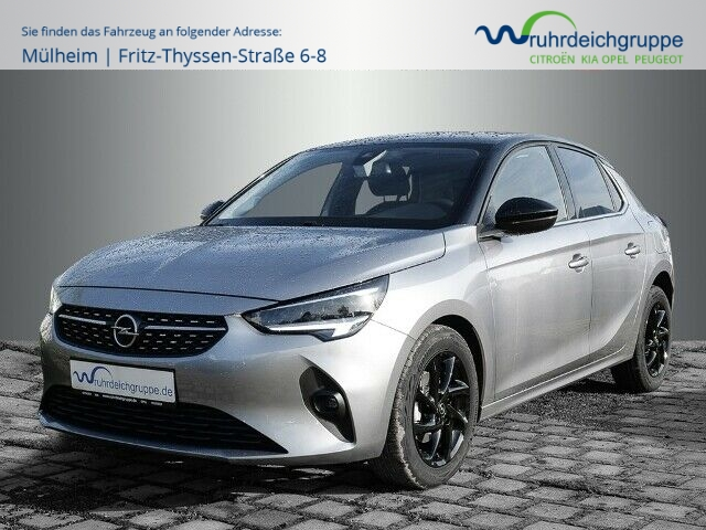 Opel Corsa F Edition 1.2 *KlimaAT+PDC+SHZ+LED+FSE*, Jahr 2019, Benzin
