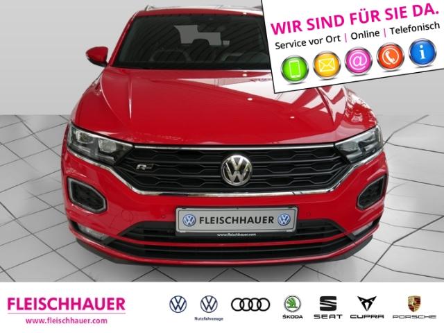 Volkswagen T-Roc Sport 1.5 TSI ACT R-Line DSG NAVI GRA ACC, Jahr 2019, Benzin