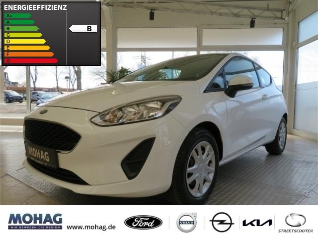 Ford Fiesta Trend 1,1l *Tempomat-Bluetooth-CD-Klima* -Euro 6-, Jahr 2018, Benzin