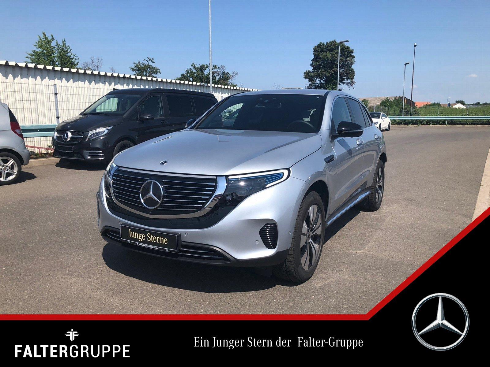 Mercedes-Benz EQC 400 79.272,-AMG Int.360°DISTRO 5.000,-BAFA, Jahr 2020, Elektro