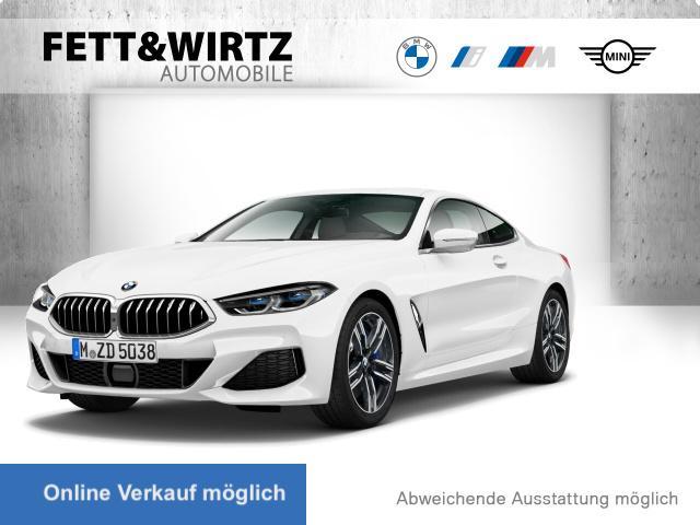 BMW 840i Coupe M Sport Leas. ab 705,- br. o. Anz., Jahr 2020, Benzin