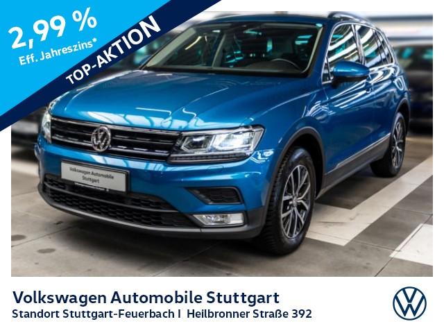 Volkswagen Tiguan 2.0 TSI Comfortline DSG Navi Tempomat, Jahr 2016, Benzin