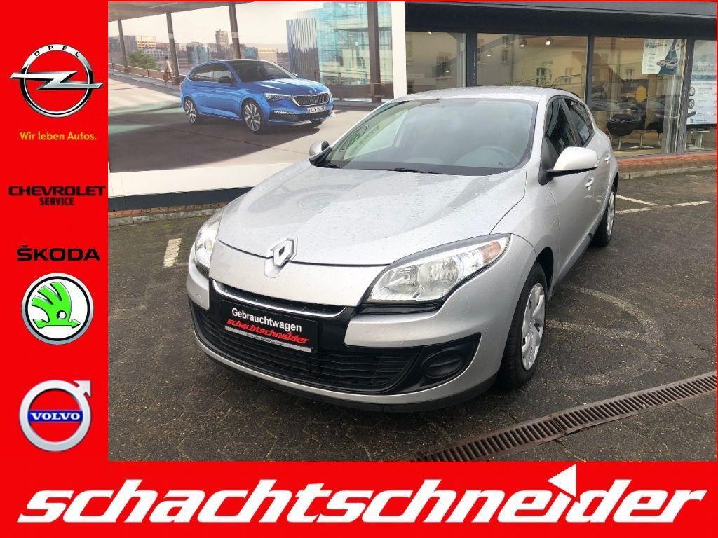Renault Megane 1.6 16V 110 Paris+Klima+ISOFIX, Jahr 2013, Benzin
