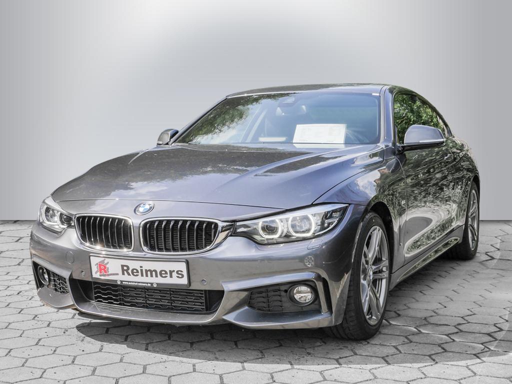 BMW 420dA Coupe M-Sportpaket, Jahr 2017, Diesel