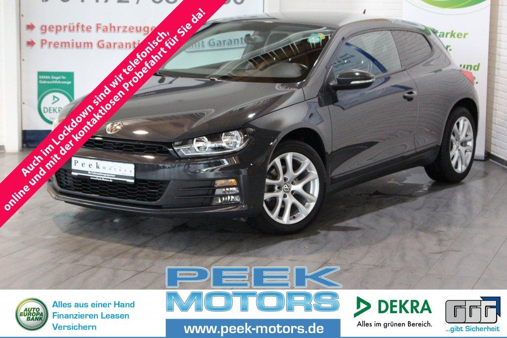 Volkswagen Scirocco Sport 1.4TSI PDC Sitzheiz. 17Zoll, Jahr 2017, Benzin