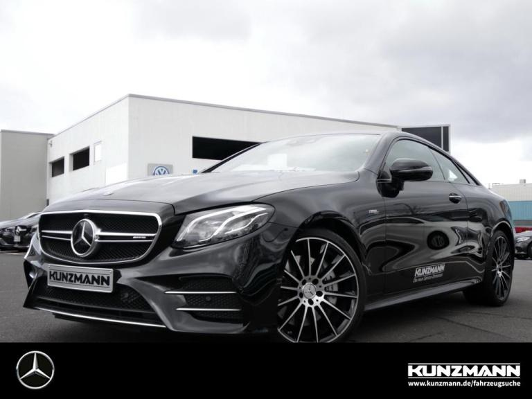 Mercedes-Benz AMG E 53 4MATIC+ Coupé DriversPackage, Jahr 2019, Benzin